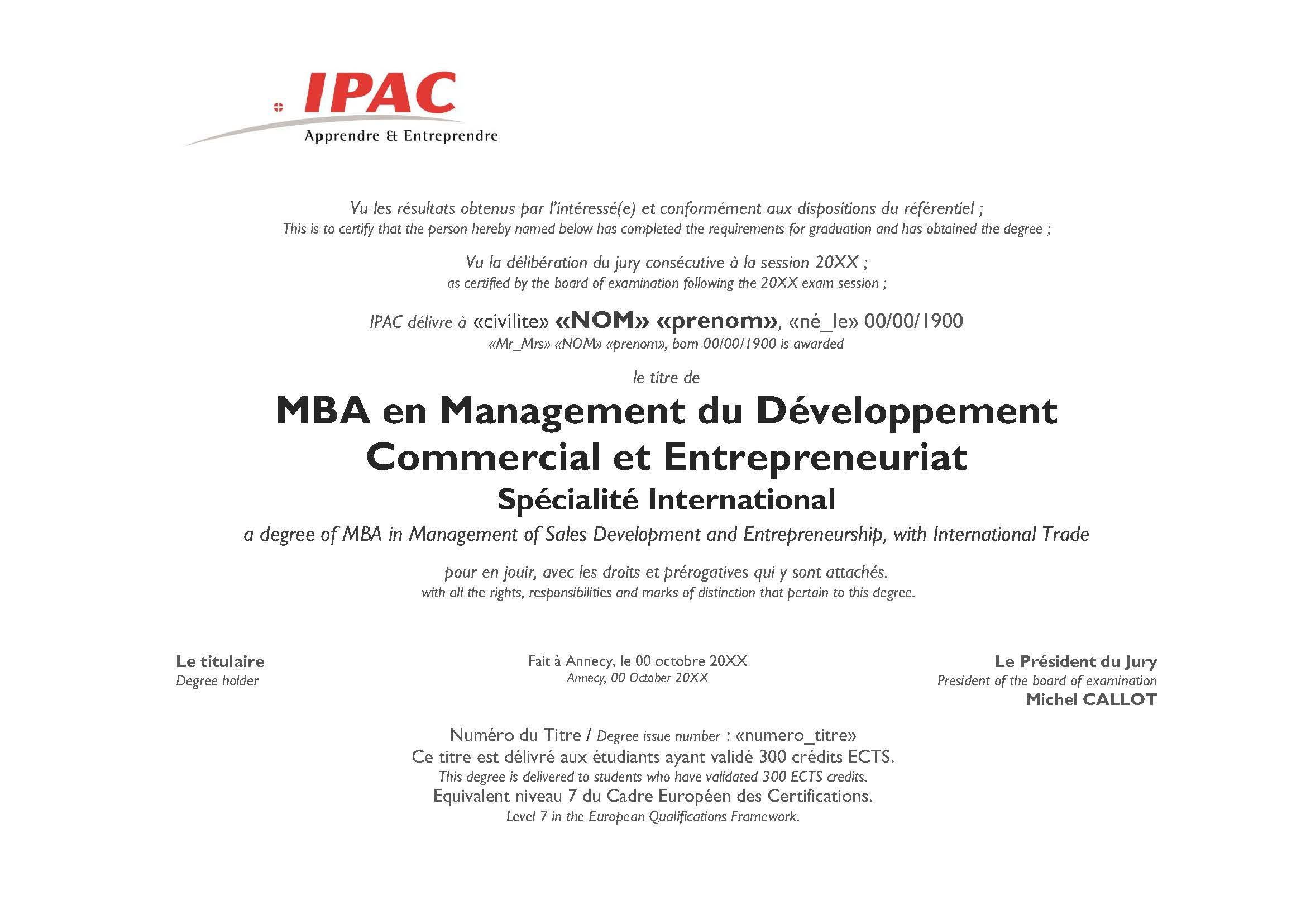mba jpg  invited tutors from therefore attendees are awarded international МВА master of business administration degree diplomas recognised in foreign